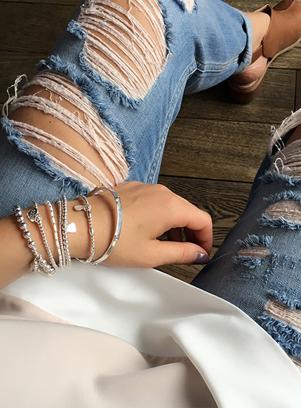 Be On Trend: Stack With Annie Haak