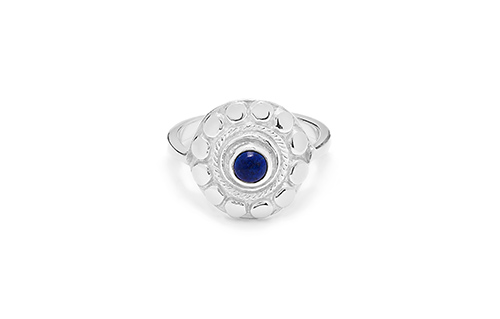 Ronde Silver Ring