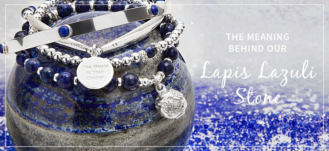 The Meaning Behind our Lapis Lazuli