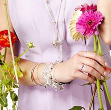 Fiori Necklaces