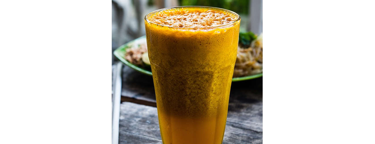 Balinese smoothies good for the mind and body