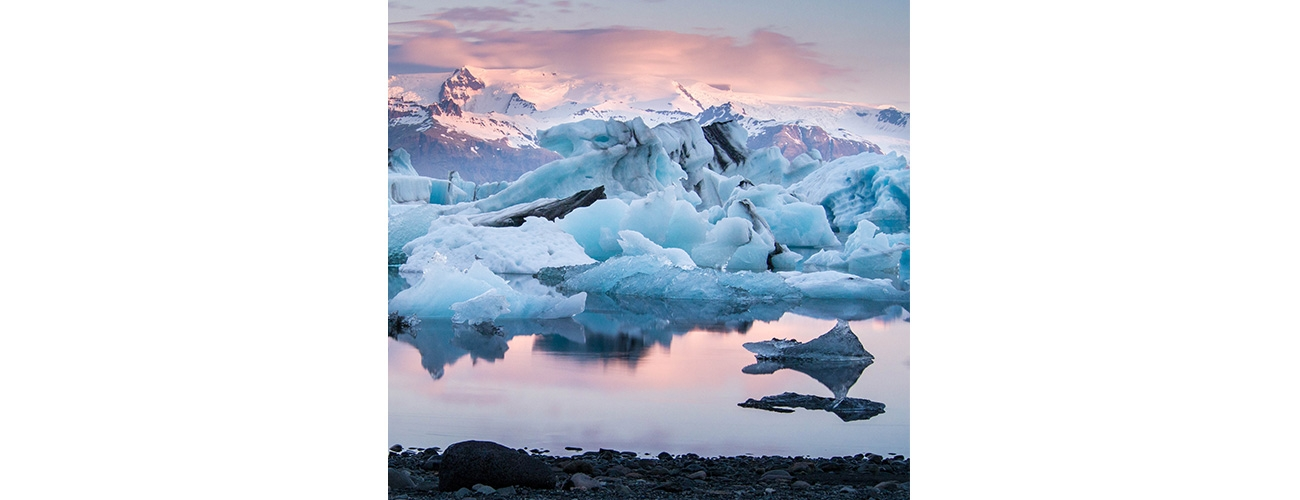 The magic behind the makings: Iceland's unique beauty uncovered