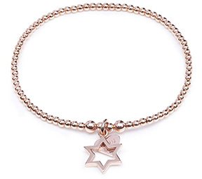 Santeenie Rose Gold Bracelet