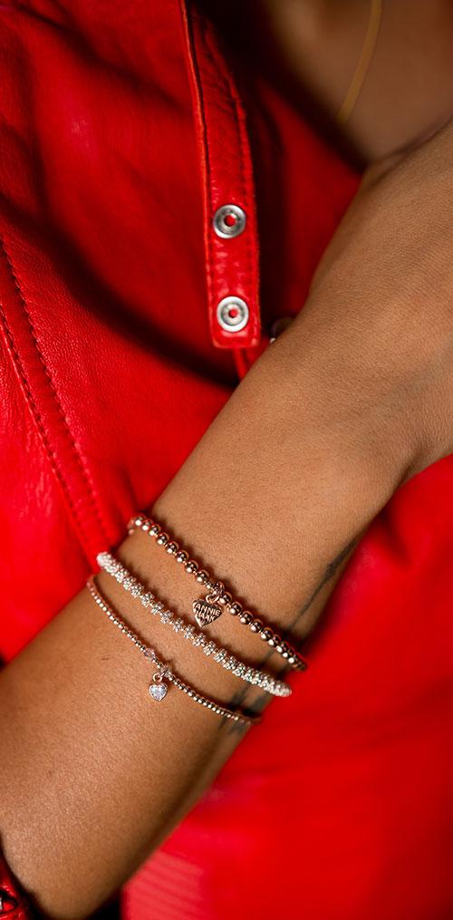 Tahiti Bracelet Stack
